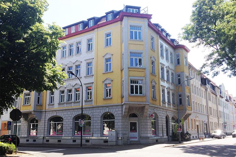 Praxisgebäude Koburger Straße Markkleeberg