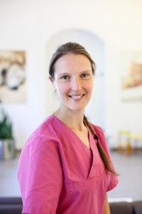 Tiermedizinische Fachangestellte Virginia Petrifke